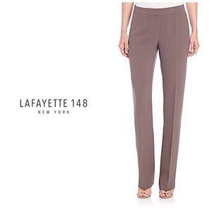 Lafayette 148 Barrow pants - mauve